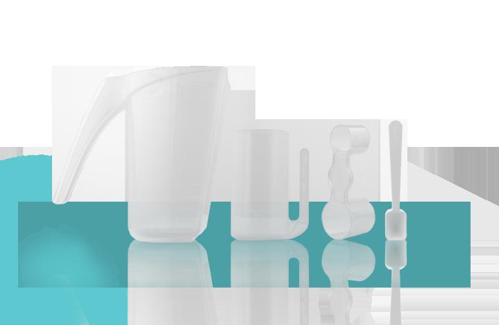 Plastic Measuring Scoops